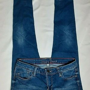 Chip + Pepper Jeans Size 28 SYD Skinny STRAIGHT